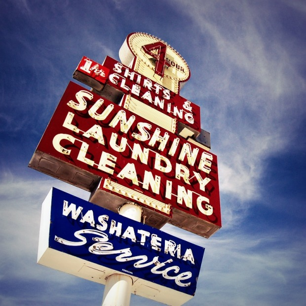 sunshine laundry cleaning